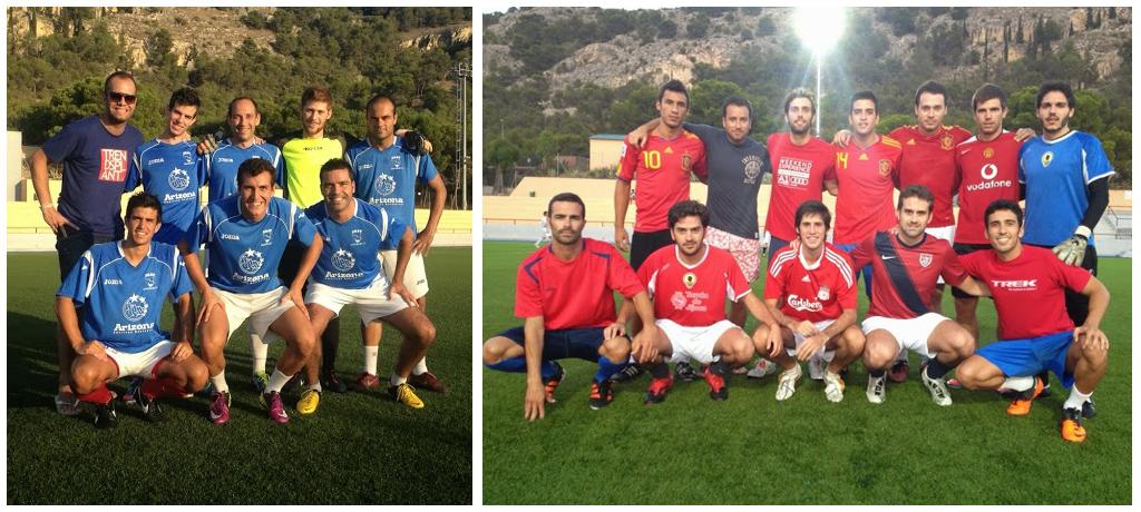 futbol 2013