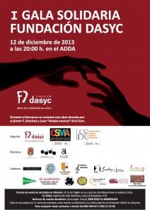 I Gala Solidaria Fundación DASYC