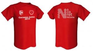 Camiseta Corremos Juntos